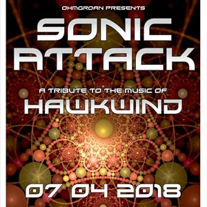 Sonic Attack - a tribute to the music of Hawkwind