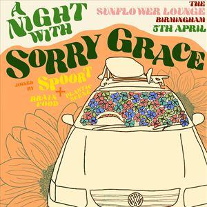 Sorry Grace / Spoort / Brainfood / Plastic Scene