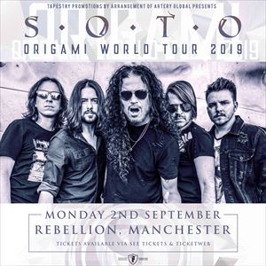 SOTO Ft. Jeff Scott SOTO - Manchester.