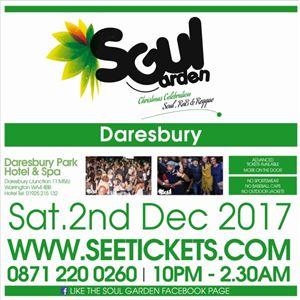 Soul Garden Christmas Celebration