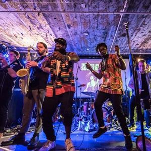 Soul Rebels Feat. Kog & The Zongo Brigade