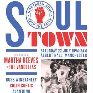 SOUL TOWN W/ MARTHA REEVES & THE VANDELLAS