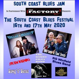 South Coast Blues Festival 2020