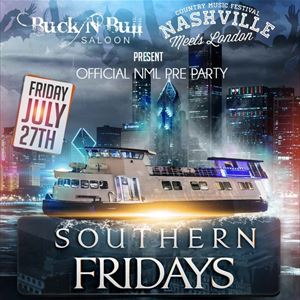 Southern Fridays Party Cruise