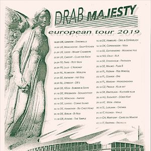 SP Presents: DRAB MAJESTY (Dais Records)
