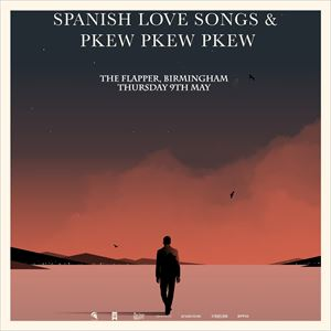 Spanish Love Songs & Pkew Pkew Pkew