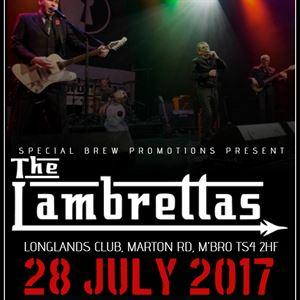 Special Brew present The Lambrettas