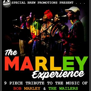 Special Brew present . . . THE MARLEY EXPERIENCE