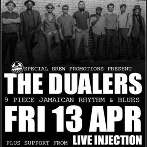 Special Brew presents . . . THE DUALERS