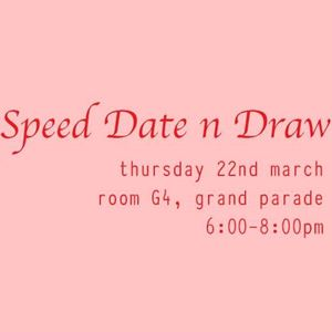 Speed Date n Draw
