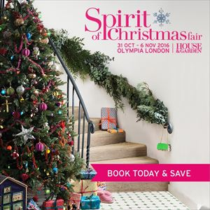 Spirit Of Christmas Fair - Friday 3 November