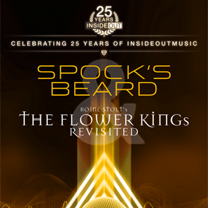 SPOCK'S BEARD and THE FLOWER KINGs Revisited