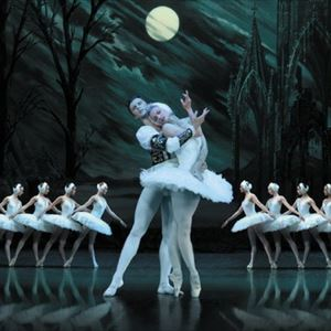 ST Petersburg Ballet Theatre Swan Lake