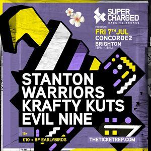 Stanton Warriors, Krafty Kuts & Evil Nine