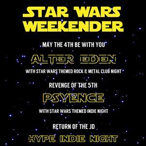 Star Wars Weekender - Alter Eden