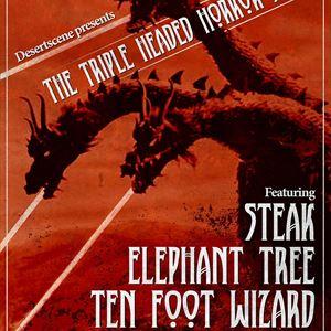 Steak & Elephant Tree & Ten Foot Wizard