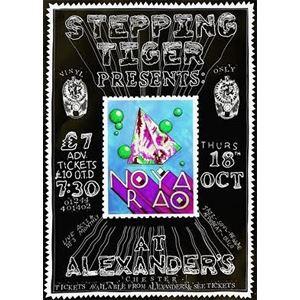 Stepping Tiger Presents Noya Rao