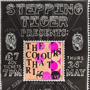 Stepping Tiger presents 'The Colours That Rise'