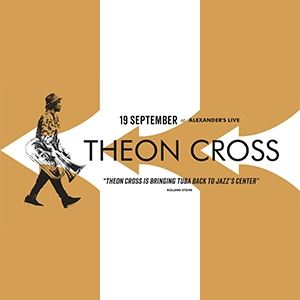 Stepping Tiger proudly presents Theon Cross