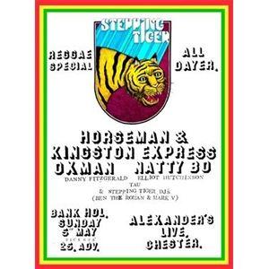 Stepping Tiger: Special Reggae All-Dayer