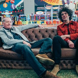 Fireshuffle with Steve Davis and Kavus Torabi