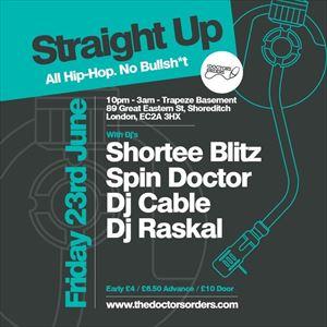 Straight Up 100% Hip-Hop - No Bullsh*t