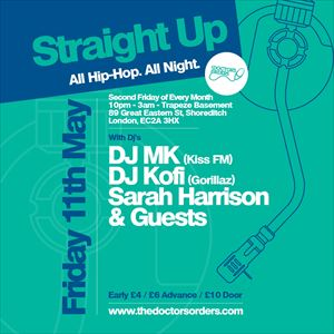 Straight Up - All Hip-Hop. All Night.