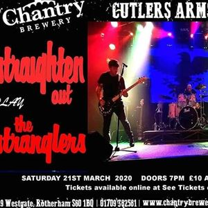 STRAIGHTEN OUT STRANGLERS TRIBUTE