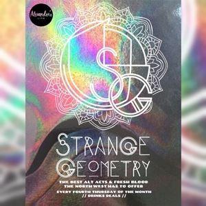 Strange Geometry - 22 March 2018