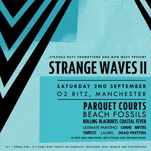 Strange Waves II