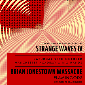 Strange Waves IV