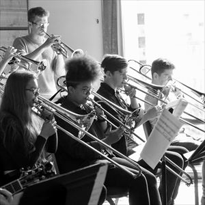 Strathclyde Youth Jazz Orchestra - Xmas Special