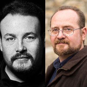 Stuart MacBride and Russel D McLean