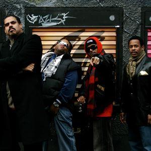 Sugarhill Gang with Melle Mel & Scorpio