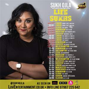 Sukh Ojla : Life Sukhs Comedy Tour