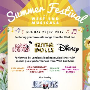 Summer Festival of West End Musicals
