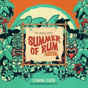 Summer Of Rum Festival Wolverhampton