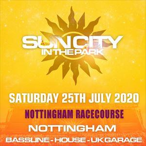 Sun City In The Park Festival - Nottingham
