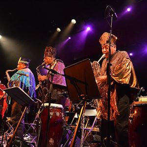Sun Ra Arkestra in London
