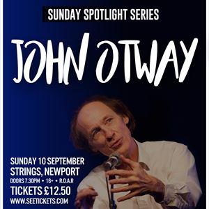 Sunday Spotlight - John Otway