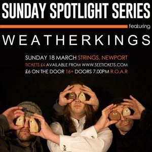 Sunday Spotlight - The Weatherkings