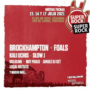 Super Bock Super Rock 2021
