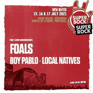 Super Bock Super Rock 2021