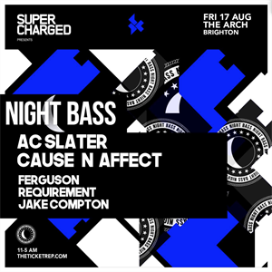 SuperCharged presents Night Bass