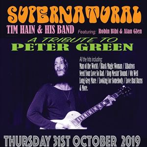 SUPERNATURAL - A Tribute to Peter Green