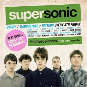 Supersonic Britpop Club Night