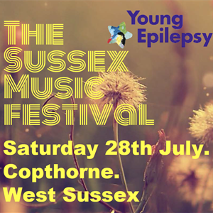 Sussex Music Festival - in aid of Young Epilepsy