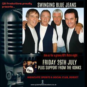 Swinging Blue Jeans & Konks