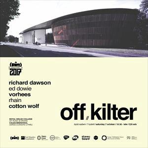 SWN FESTIVAL 2017 PRESENTS: off // kilter