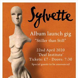 Sylvette album launch EARLY BIRDS